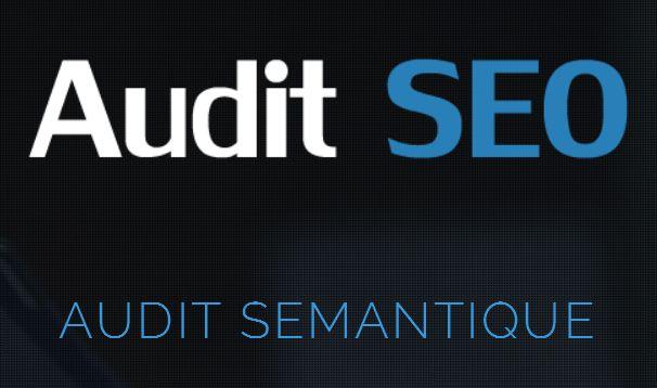 L'audit sémantique résulte de l'analyse de votre classement par rapport aux concurrents sur la base de vos principaux mots clés